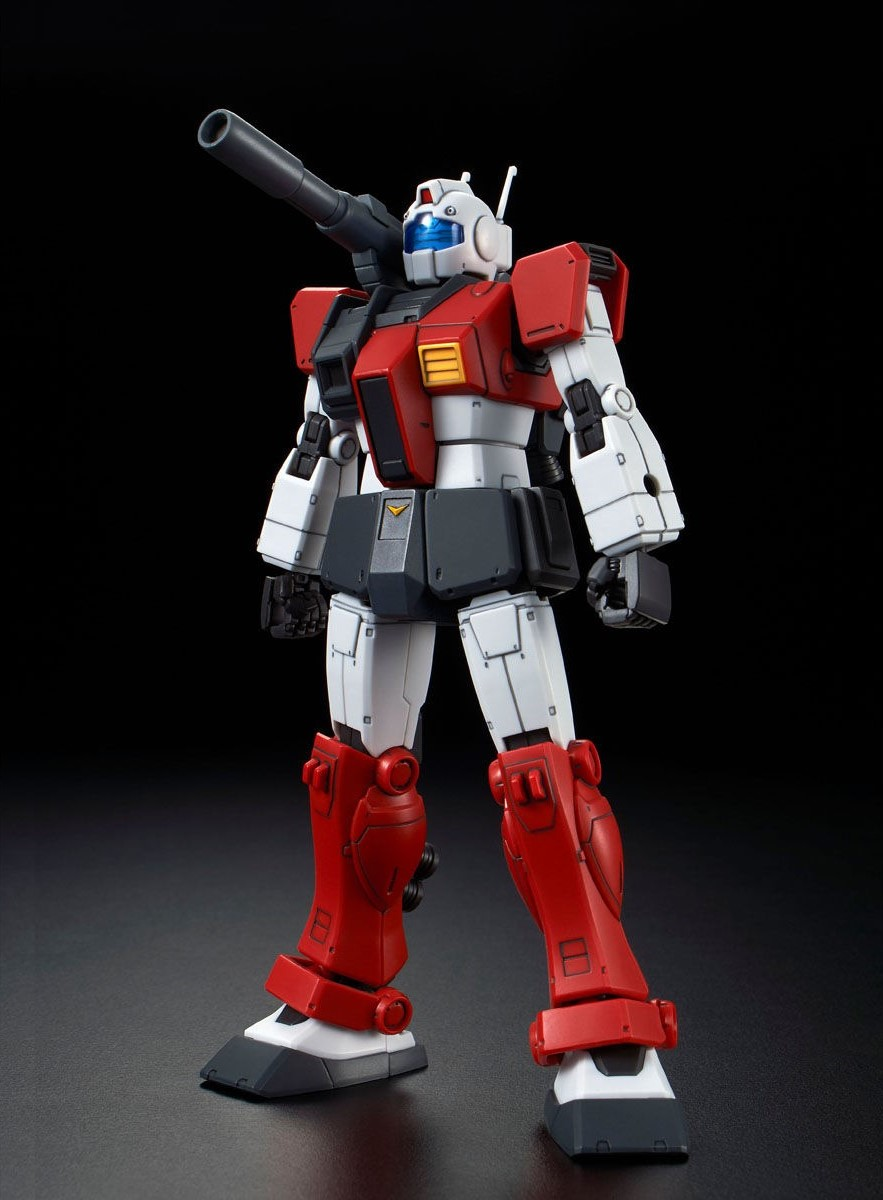 Bandai HG Gundam The Origin MSD GM Cannon