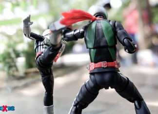 Kamen Rider Fight Each Other
