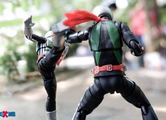 Kamen Rider Fight Each Other