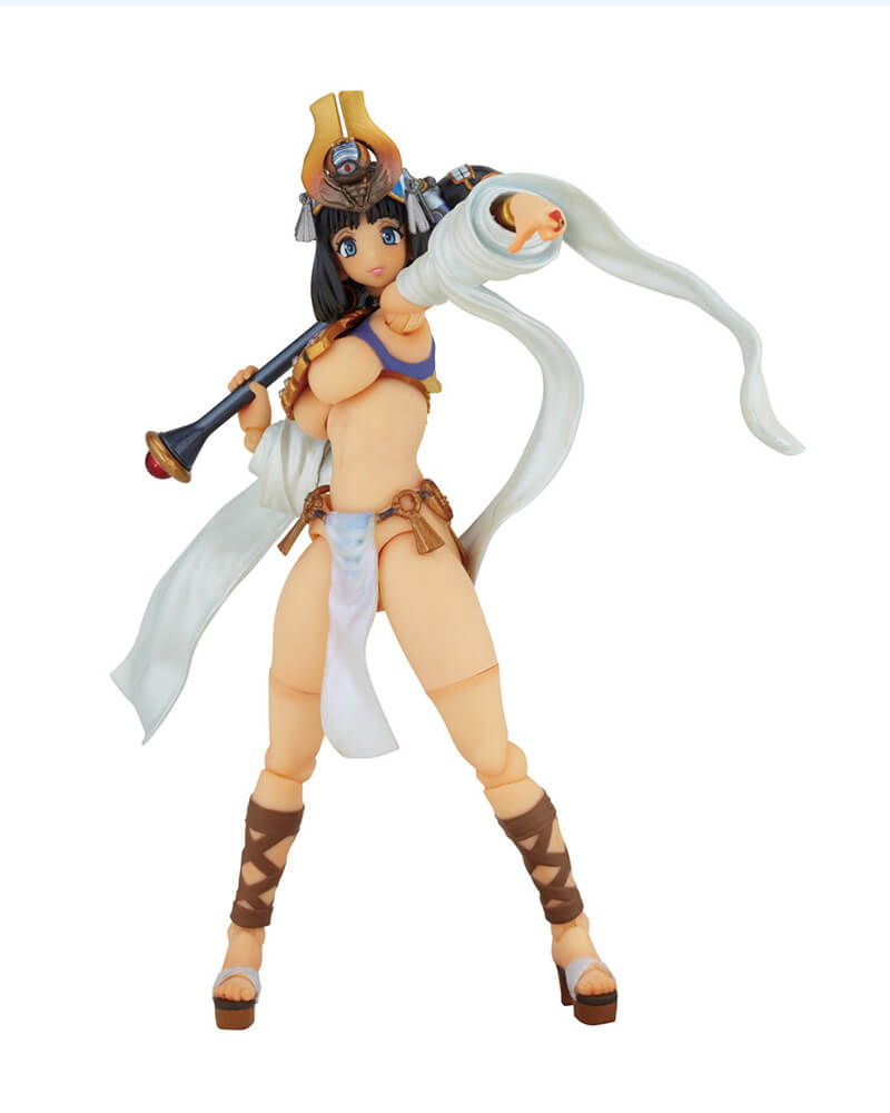 Legacy Of Revoltech Queens Blade Ancient Princess Menace