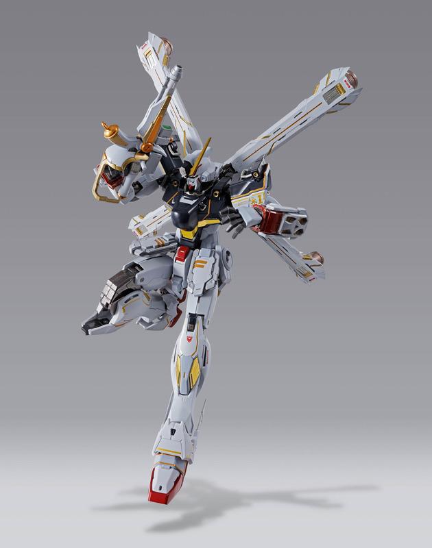 Bandai Metal Build Crossbone Gundam X1