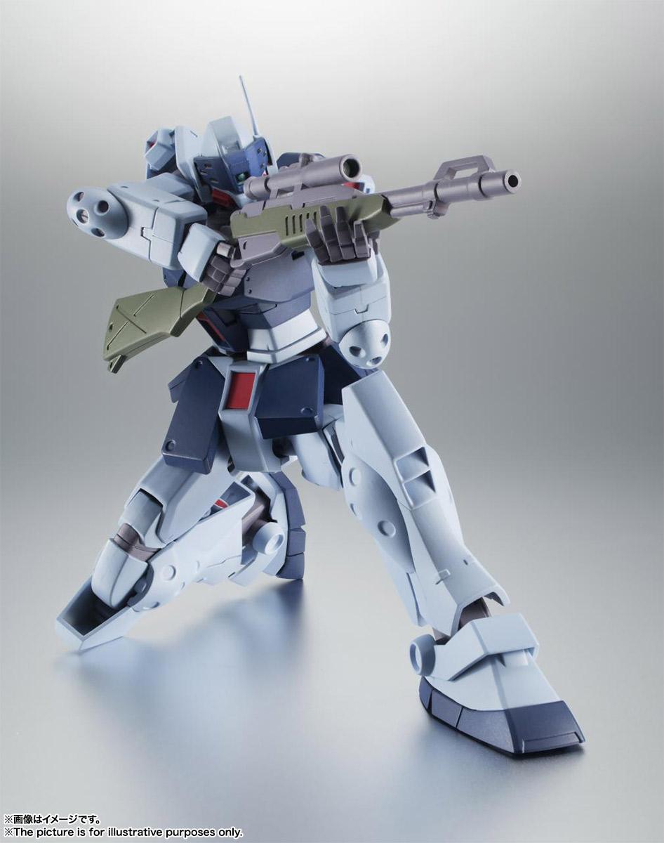 Bandai Robot Spirits RGM-79SP GM Sniper II ver ANIME