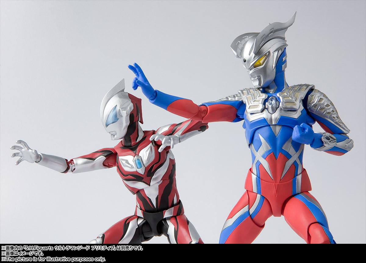 Bandai SHFiguarts Ultraman Zero