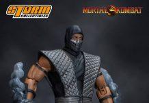Storm Collectibles Mortal Kombat Smoke Action Figure