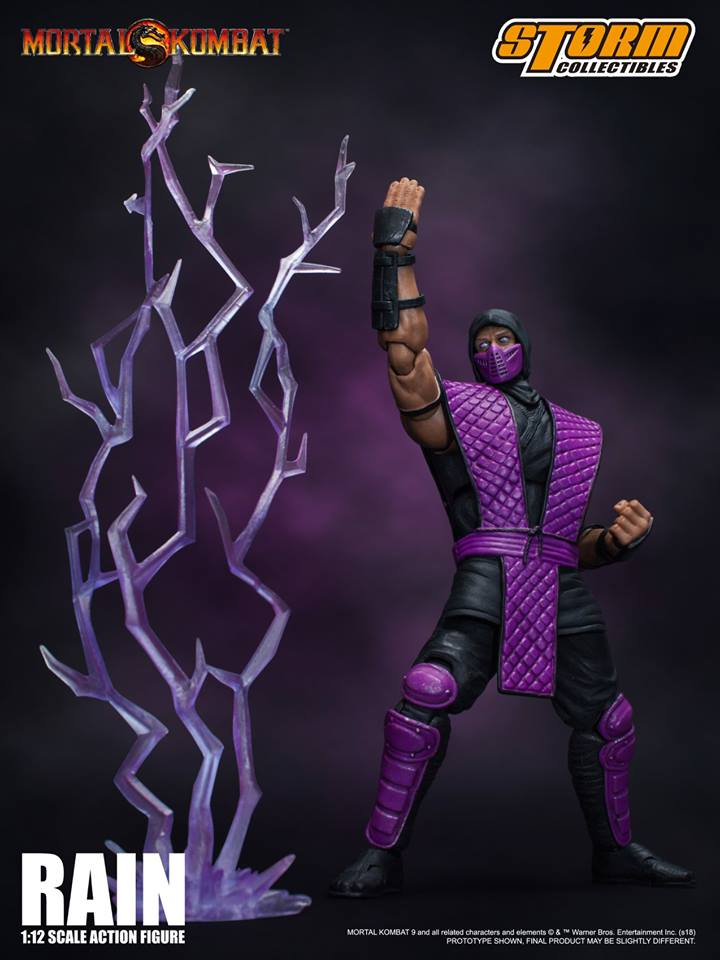 Storm Collectibles Mortal Kombat Rain