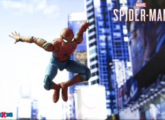 The Spider-Man 2018 Playstation 4