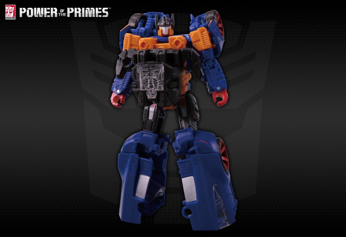 Transformers Punch Counterpunch