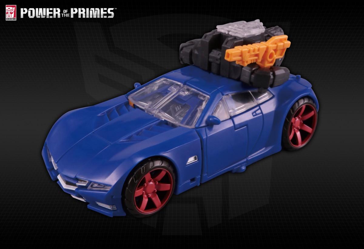 Transformers Punch Counterpunch