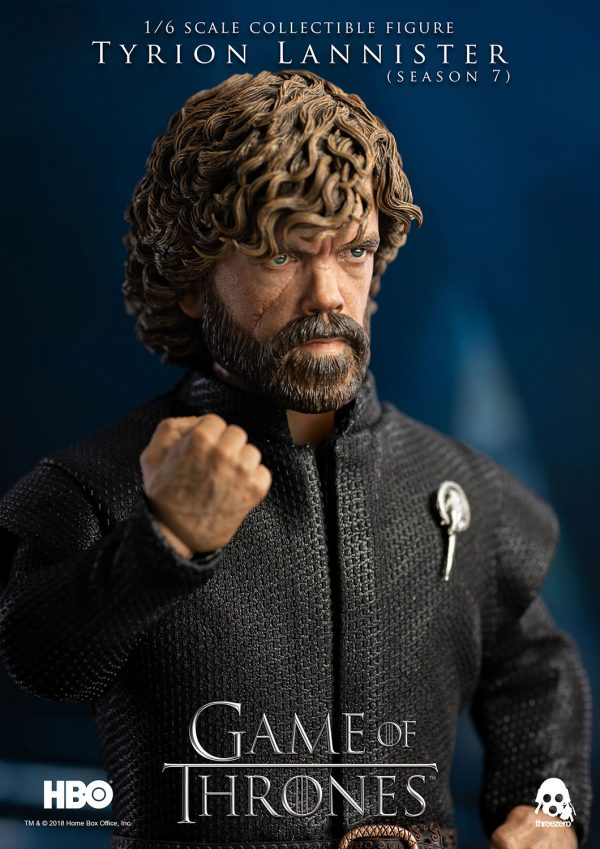 threezero Game Of Thrones Season 7 Tyrion Lannister