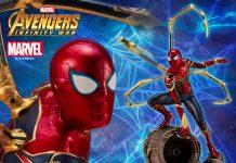 Kotobukiya ARTFX Avengers INFINITY WAR Iron Spider