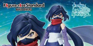 Figure-rise Standard Gundam BUILD DIVERS Ayame
