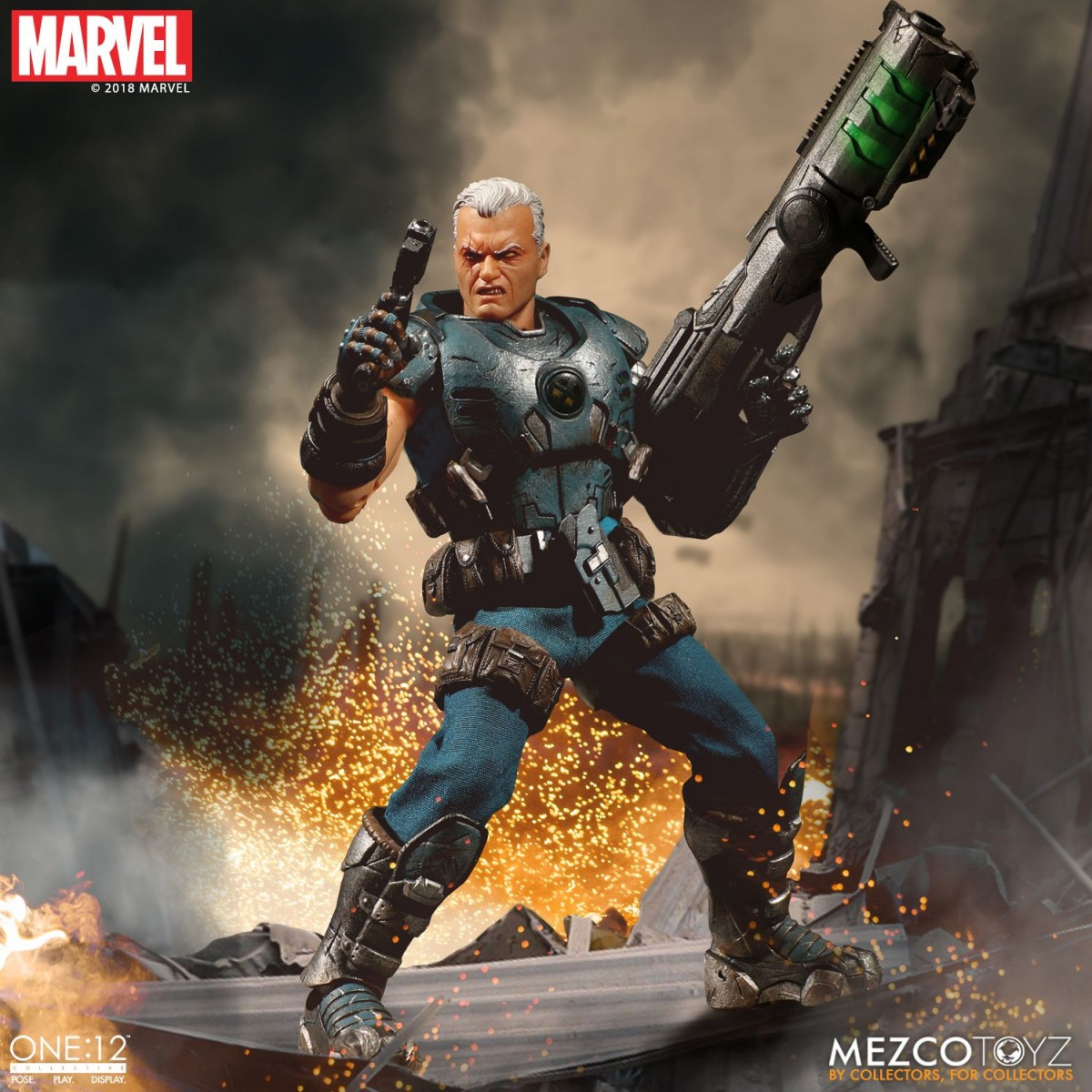 Mezco Toyz The One12 Collective Cable