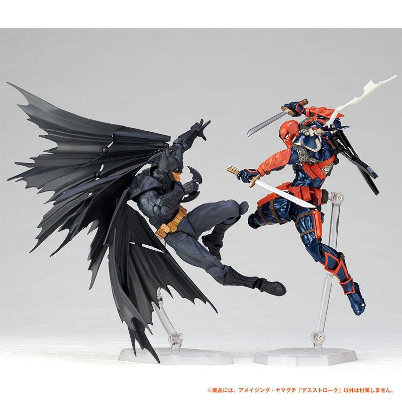 Kaiyodo Revoltech Amazing Yamaguchi Deathstroke