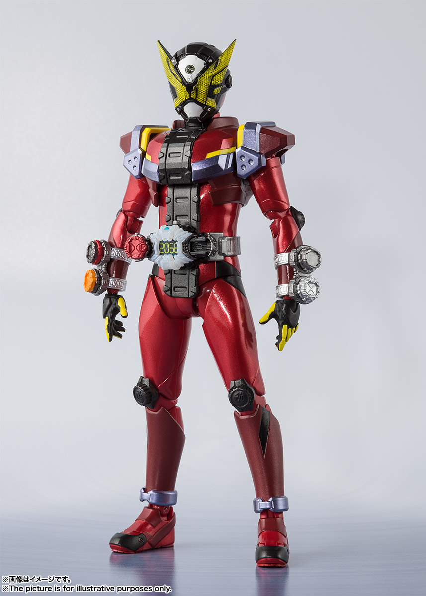 Bandai SHFiguarts Kamen Rider Gates