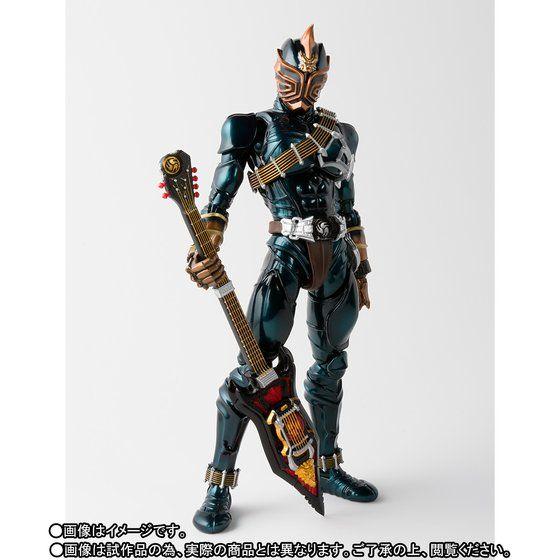 Bandai SHFiguarts Kamen Rider Zanki
