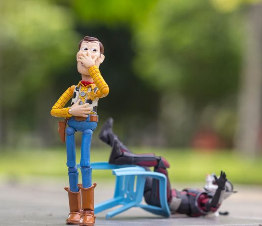 Secret Technique of Woody The Sheriff