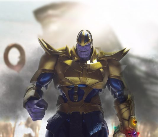 Thanos The Survivor