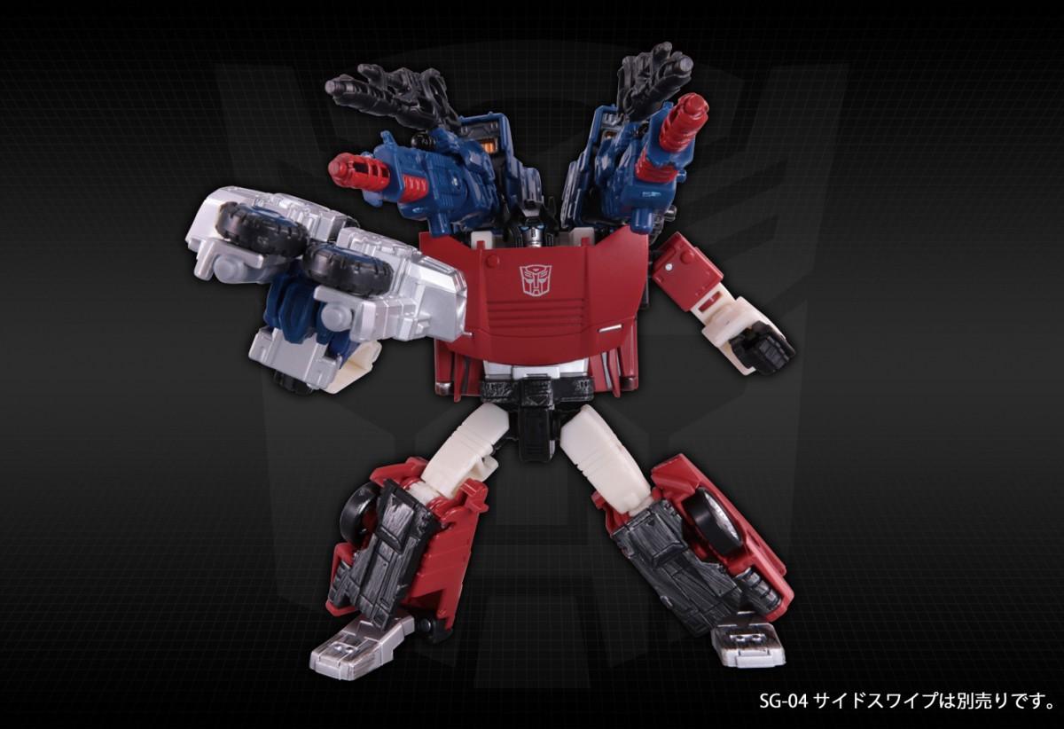 Transformers SIEGE SG-05 Autobot COG