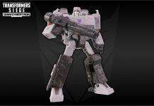 Transformers SIEGE SG-13 Megatron