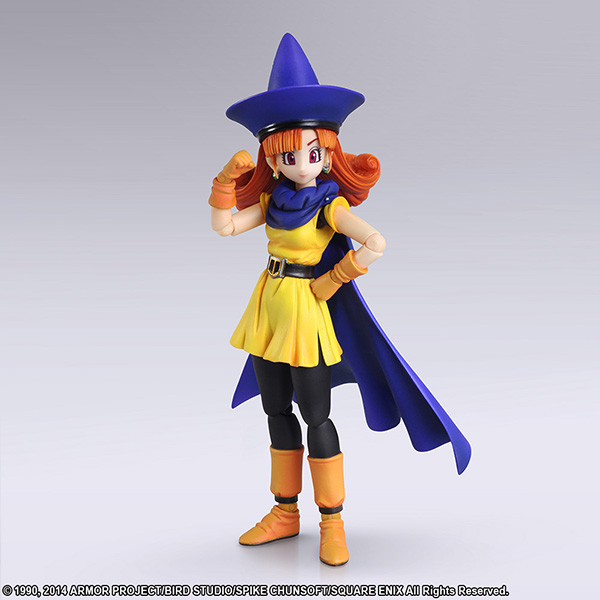 Bring Arts Dragon Quest IV Chapters of the Chosen Alena