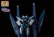 Bandai HGBD Gundam Sariel