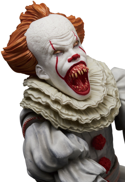 Mafex Series Pennywise IT 2017