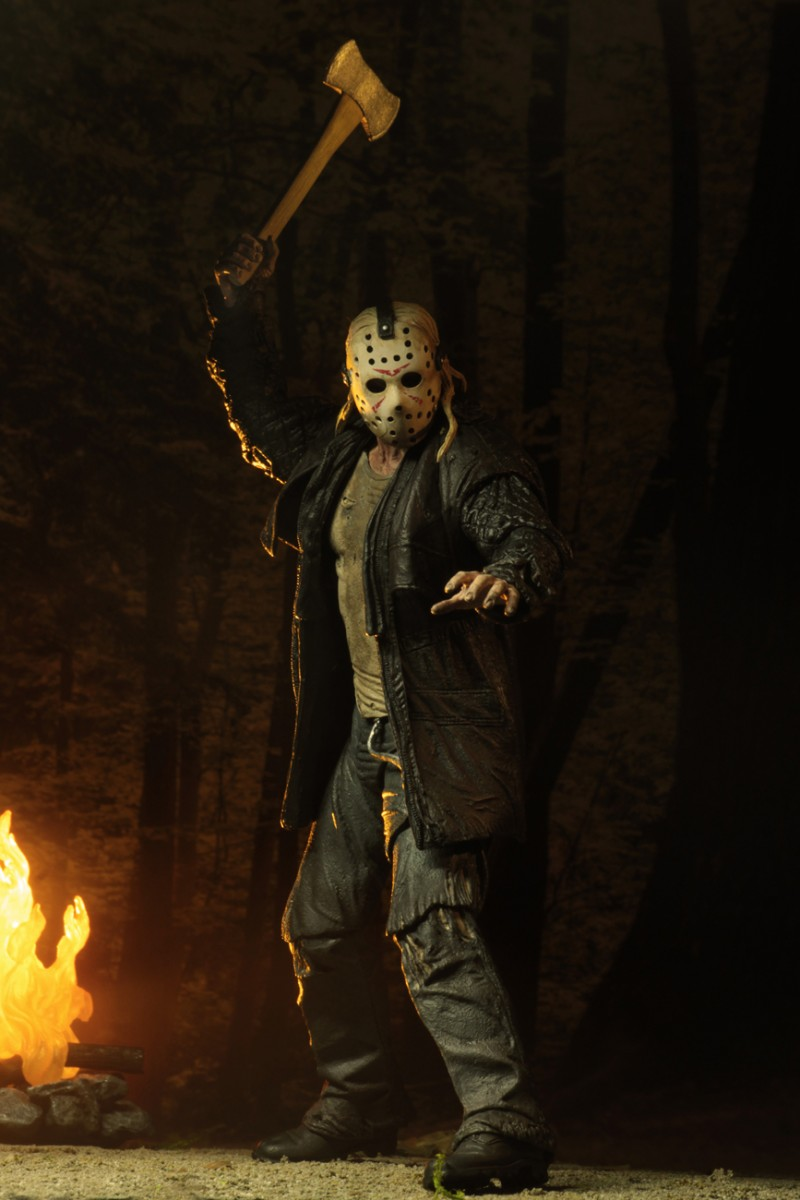 Neca Friday the 13th Ultimate 2009 Jason action figure