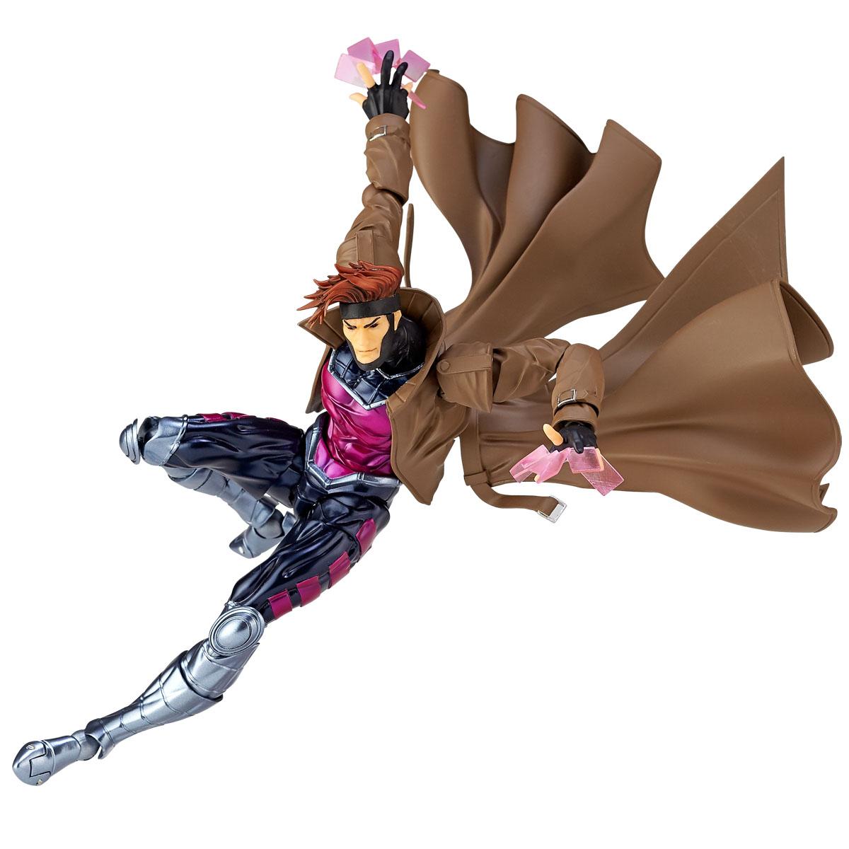 Kaiyodo Revoltech Amazing Yamaguchi Gambit