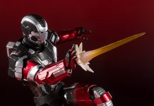Bandai SHFiguarts Iron Man Mark 22 Hot Rod