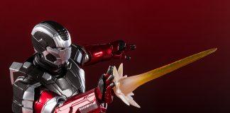 Bandai SHFiguarts Iron Man Mark 22 Hot Rod