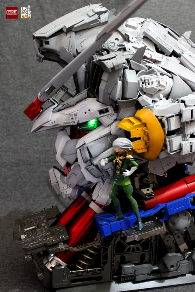 Stardust Memory GP01-Fb Gundam by James JGarage