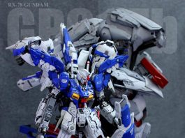 Stardust Memory GP01-Fb Gundam by James JGarage