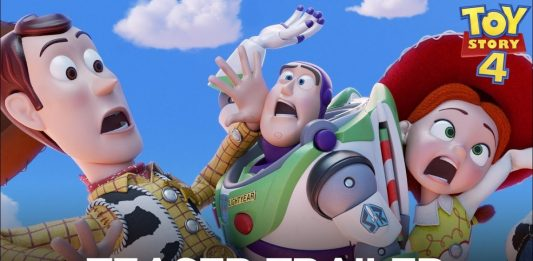 toy story 4 first teaser trailer