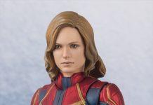 Bandai SHFiguarts Captain Marvel