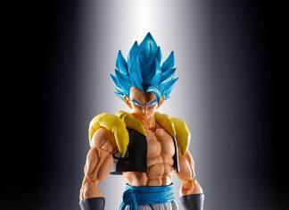Bandai SHFiguarts Super Saiyan God Super Saiyan Gogeta