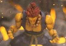 SHFiguarts Akuma Demon Rage