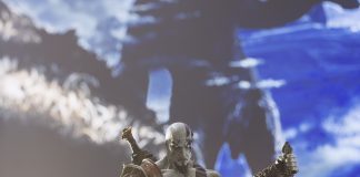 Kratos The Gods Killer