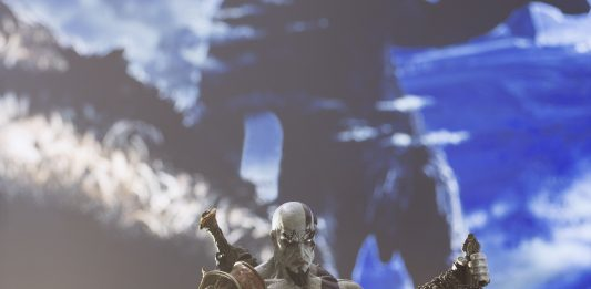 Kratos The Gods Killer