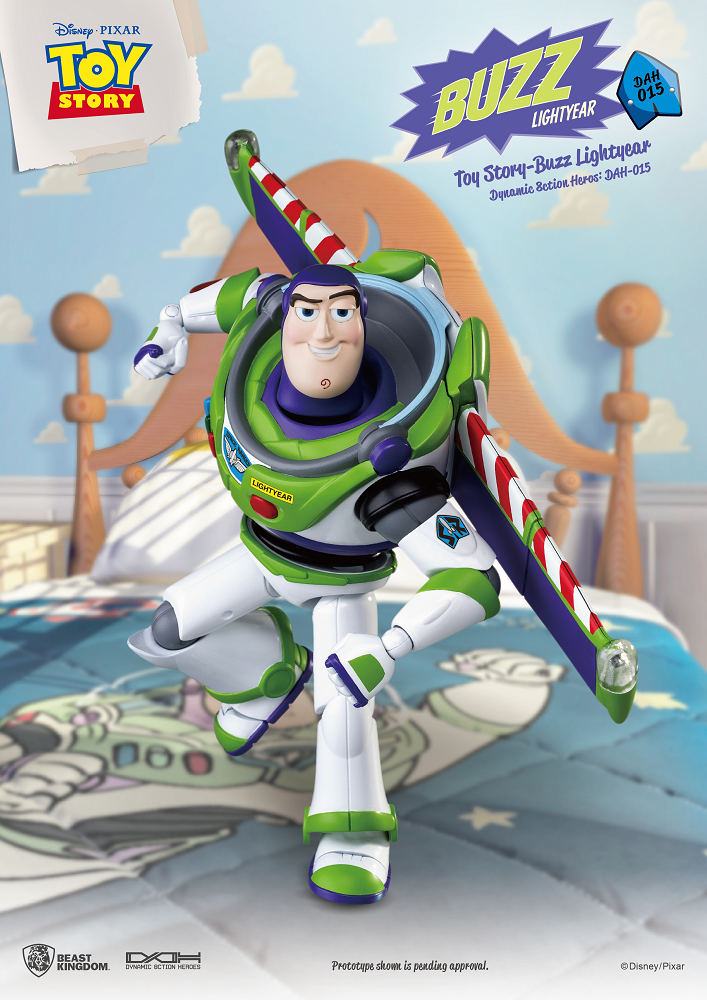 Beast Kingdom DAH Toy Story Buzz Lightyear