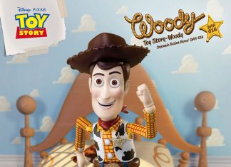 Beast Kingdom DAH Toy Story Woody