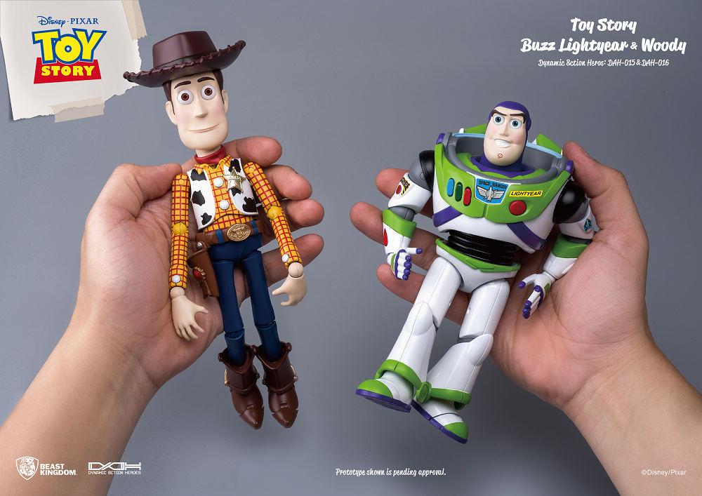 Beast Kingdom DAH Toy Story Woody