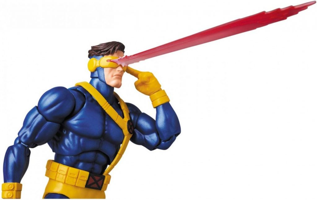 mafex x-men cyclops comic version
