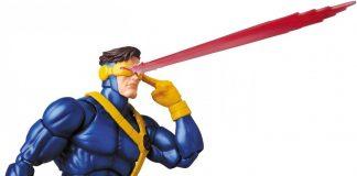mafex x-men cyclops comic version