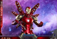 Hot Toys Avengers Endgame Iron Man Mark LXXXV Action Figure