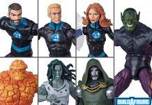 Amazing Fantastic Four Dr Doom Wave Super Skrull