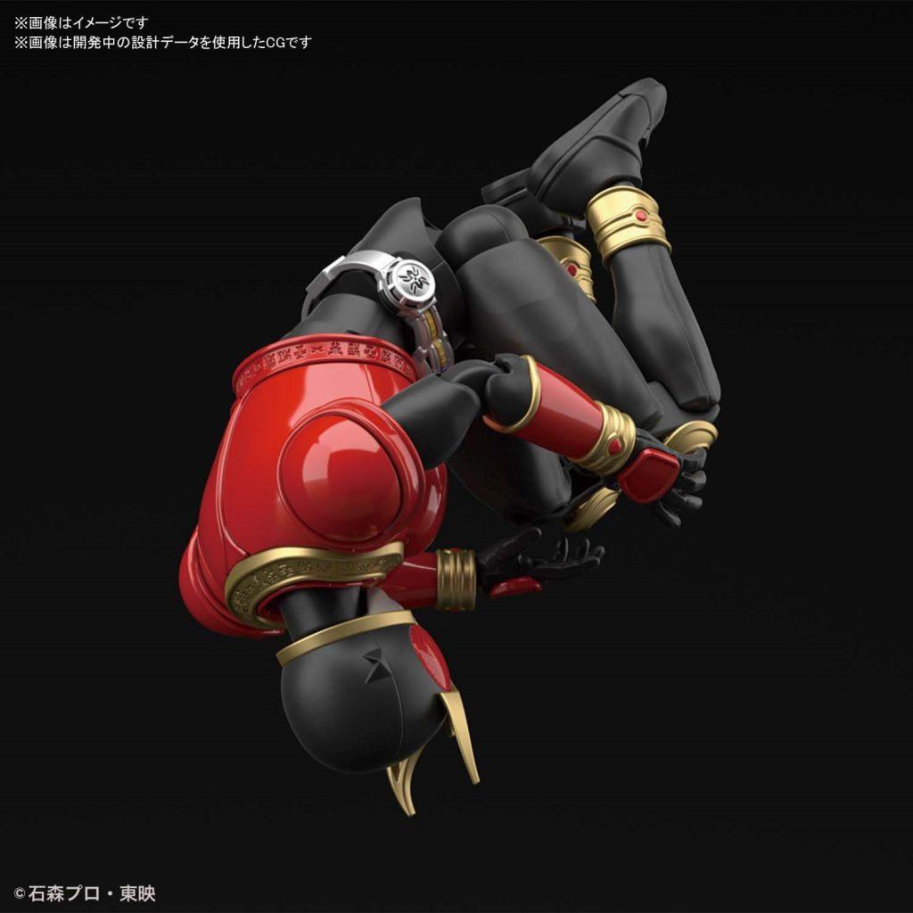 Bandai Figure-rise Standard Kamen Rider Kuuga Mighty Form