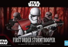 Bandai Model Kit Star Wars The Rise Of Skywalker First Order Stormtrooper