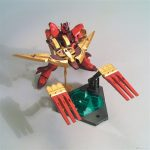 HGBDR ν-Zeon Gundam