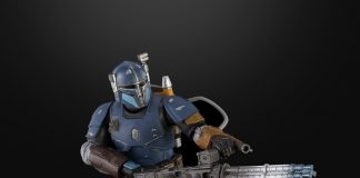 Hasbro Star Wars The Black Series Heavy Infantry Mandalorian BestBuy Exclusive