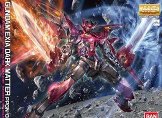 MG Gundam Exia Dark Matter